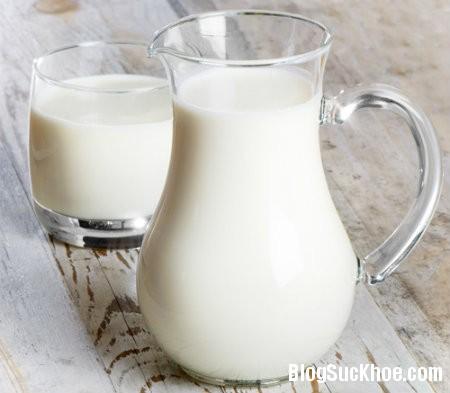 sua2 Da mềm mượt láng mịn nhờ sữa tươi