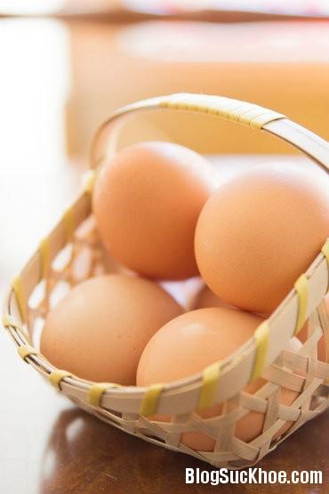 trung11 Những quan niệm sai lầm khi ăn trứng