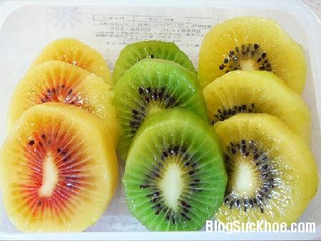 kiwi 10 thực phẩm giúp tăng tuổi thọ