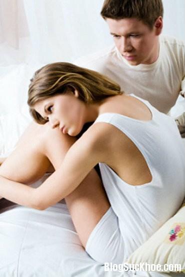 lanh cam Tình trạng giảm khát khao tình dục ở chị em