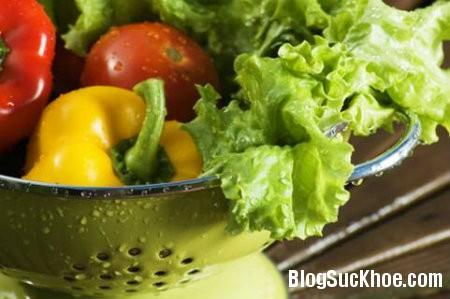 rau6 10 loại thực phẩm giúp phòng ngừa ung thư