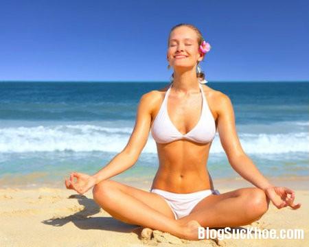 yoga1 Làm thế nào để ngăn chặn chấn thương khi tập yoga?