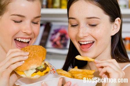 an4 Những thói quen ăn uống nguy hiểm