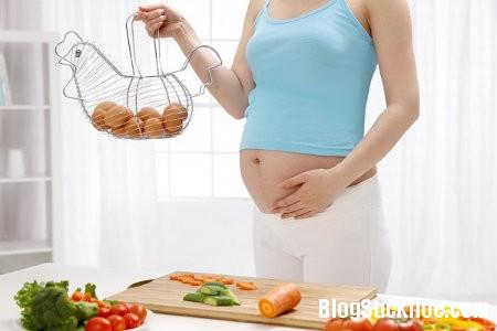 bau 24 vấn đề dinh dưỡng mẹ bầu nên quan tâm trong thai kì