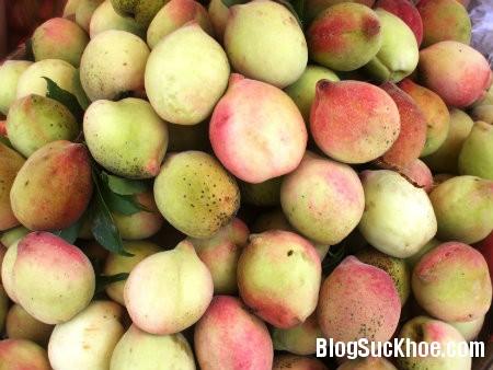dao Các loại quả không nên ăn nhiều vào mùa hè