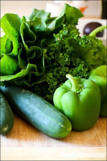 rau12 TOP các loại rau củ có tính kháng viêm cao