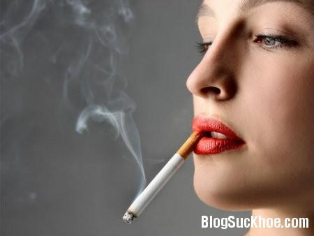 thuoc5 Tác hại khi hút thuốc lá