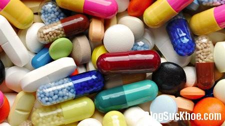 thuoc8 Lưu ý những tương tác khi sử dụng thuốc