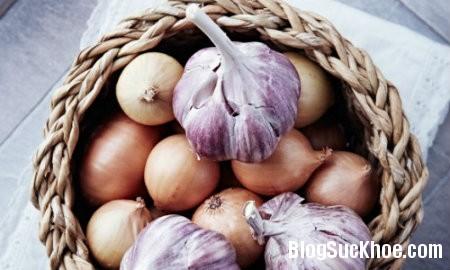 toi2 TOP các loại rau củ có tính kháng viêm cao