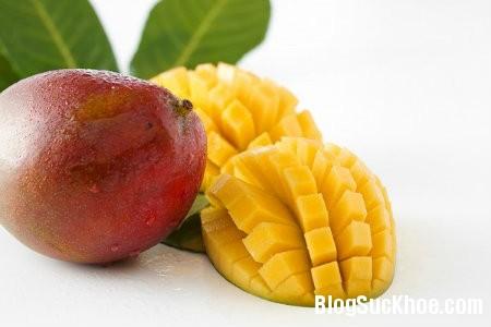xoai1 8 loại quả tốt cho sức khỏe mẹ bầu