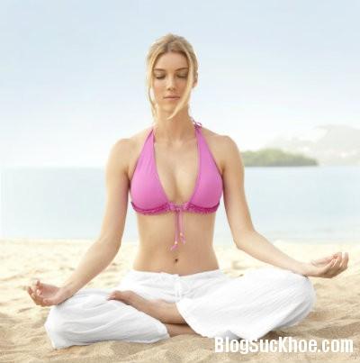 yoga 4 môn thể thao giúp ích tuyệt vời cho chuyện ấy