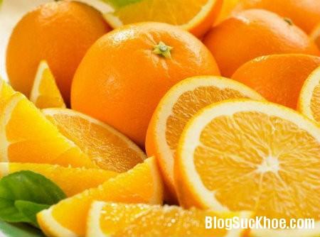 cam Các loại quả nên ăn trong mùa thu