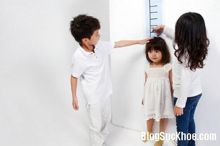 cao Giải pháp giúp trẻ tăng chiều cao