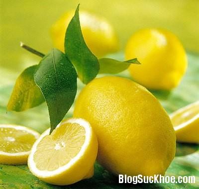 chanh2 7 loại quả chống lão hóa da cực tốt