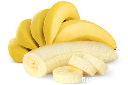 chuoi3 Những loại quả dễ làm bạn tăng cân