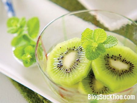 kiwi 10 loại quả giúp bạn phòng chữa bệnh hiệu quả