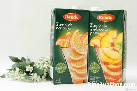 nuoc ep 10 loại thực phẩm gây hại nếu tiêu thụ thường xuyên