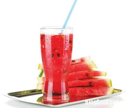 nuoc5 Mùa nóng ăn gì dễ tiêu hóa?