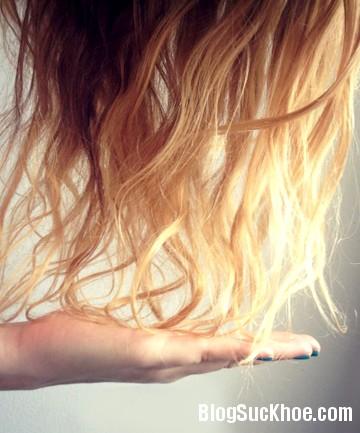 toc3 Bí quyết khắc phục tóc chẻ ngọn