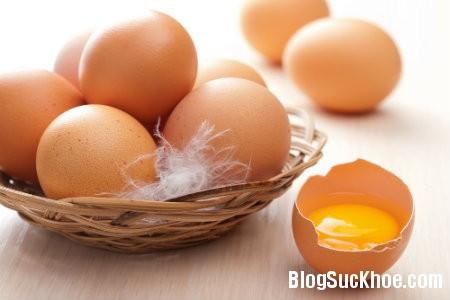 trung1 5 loại thực phẩm tốt cho não bộ
