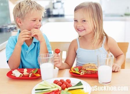 an3 Những thói quen sau bữa ăn không tốt cho trẻ