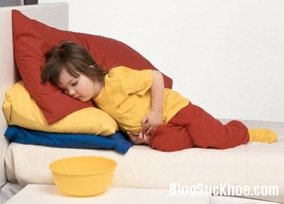 be12 Dấu hiệu nhận biết trẻ bị loét dạ dày
