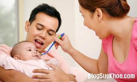be9 Chế độ dinh dưỡng cho trẻ sơ sinh