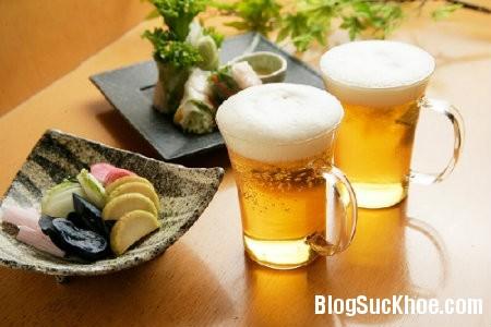 bia Những loại thức uống có cồn gây tăng cân