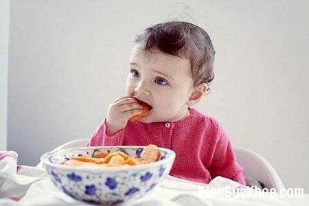 be21 Các loại thực phẩm giúp bé ngủ ngon