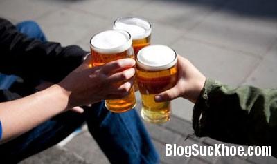bia Dễ bị ung thư khi uống bia với thịt nướng
