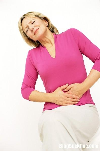 dau bung1 15 triệu chứng của ung thư phụ nữ dễ bỏ qua