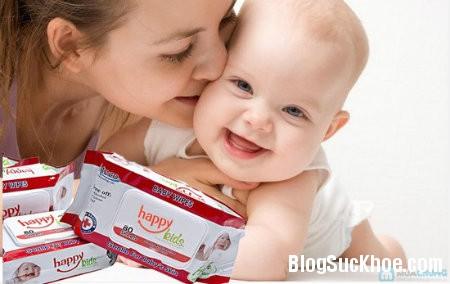 khan1 Cách chọn mua khăn ướt cho bé