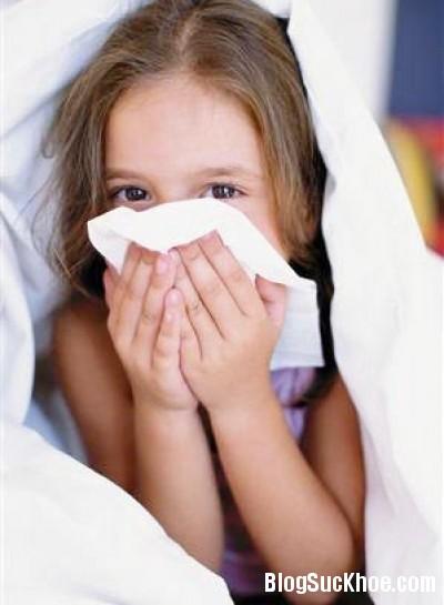 xoang Điều trị viêm xoang ở trẻ em