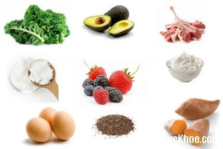 14 Chế độ ăn tăng cân chuẩn cho mẹ bầu