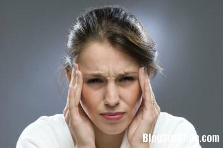 dau dau2 Phương pháp làm dịu các cơn đau đầu