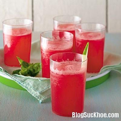 dua hau11 Lý do bạn nên ăn dưa hấu khi bị thủy đậu