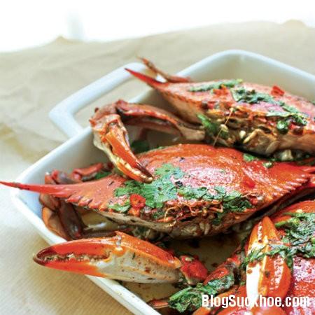 hai san Cách ăn hải sản an toàn