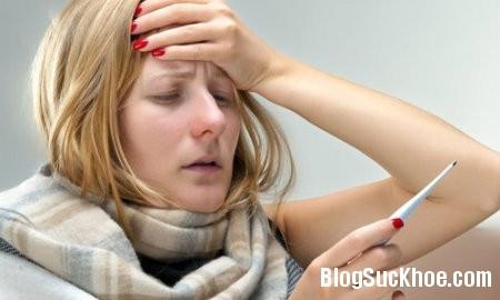 sot2 Cách xử lý khi bị sốt