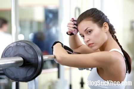 gym Cách chăm sóc da khi tập gym