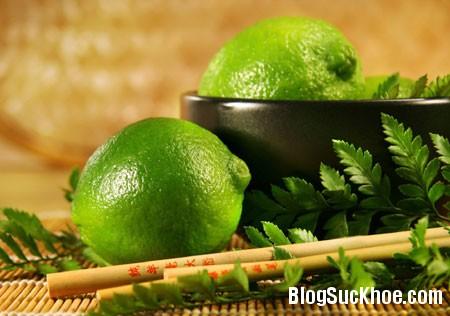 chanh4 Thực phẩm có tác dụng bài thải chất độc khỏi cơ thể