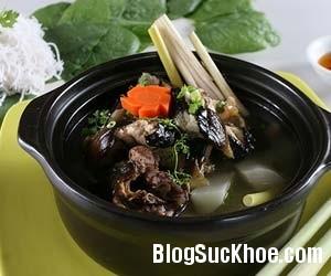 Món ăn bài thuốc từ con lươn