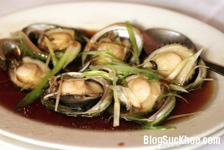 bao ngu 5 món hải sản viagra tự nhiên cho phái mạnh