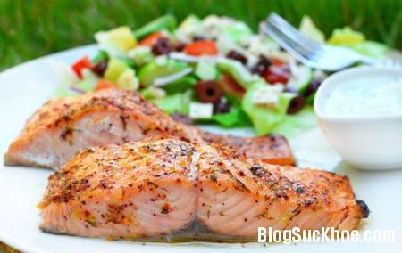 ca hoi Thực phẩm tăng cường sức khỏe tuyến tiền liệt