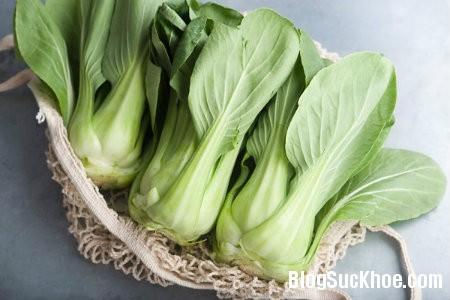 cai3 Rau cải trắng chữa đau dạ dày