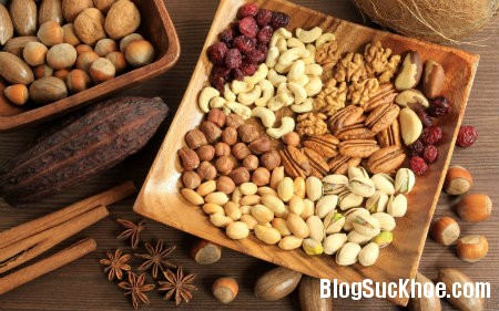 hat Thực phẩm tăng cường sức khỏe tuyến tiền liệt