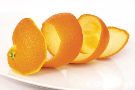 vo cam Những loại vỏ trái cây tốt cho sức khỏe