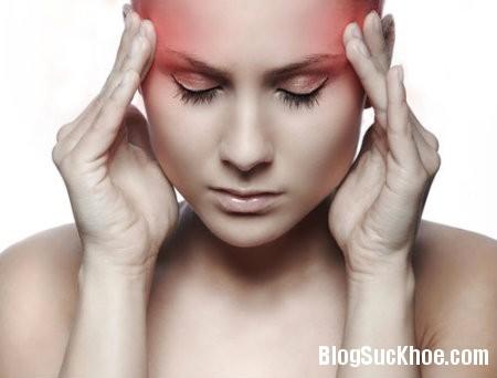 dau dau1 Những triệu chứng báo hiệu bệnh đau nửa đầu