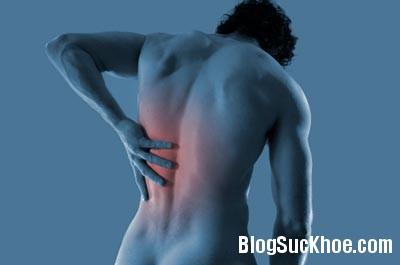 dau lung7 9 cách hay chữa bệnh đau lưng