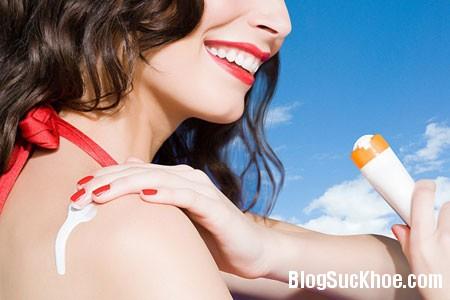 kem1 Các sai lầm thường gặp khi sử dụng kem chống nắng