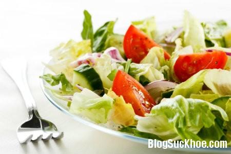 salad 4 loại thực đơn giúp giảm cân và phấn chấn tinh thần